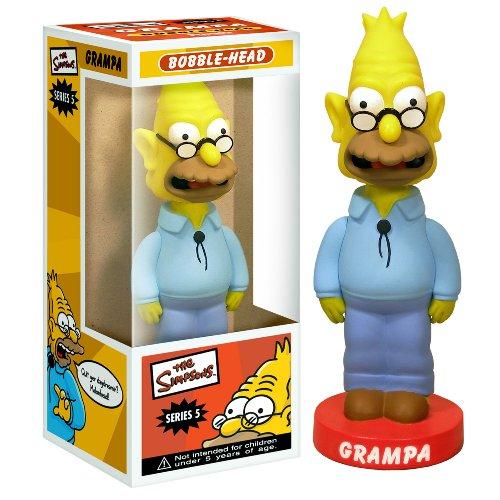 Funko - Grandpa Simpson Wacky Wobbler