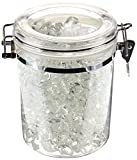 Outdoor Great Room Diamond Colored Crystal Fire Gems, 5-Pound