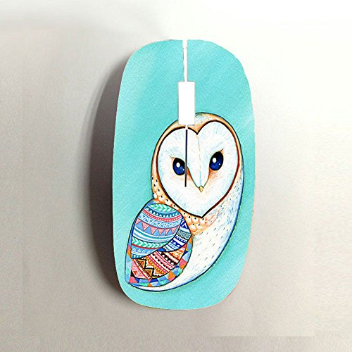 Design Cute Funny Wireless Mouse