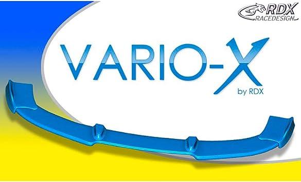 Front Lip Splitter E61 2007 RDX Front Spoiler VARIO-X 5-series E60