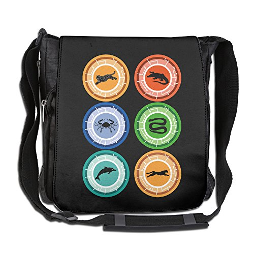 [CMCGH Wild Kratts Messenger Bag Traveling Briefcase Shoulder Bag For Adult Travel And Business Trip] (Aviva Wild Kratts Costume)