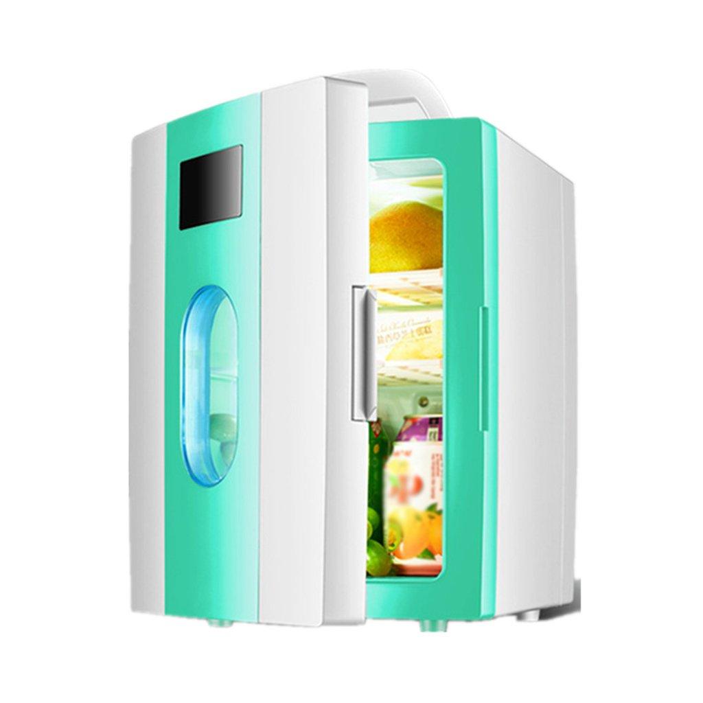 激安の ポータブルカーミニ冷蔵庫小型車ホーム二重冷却暖房シングルドア、10L,Green Green B07DRD4RTD Green B07DRD4RTD, 伊豆の心太 盛田屋:4a7d421e --- diesel-motor.pl