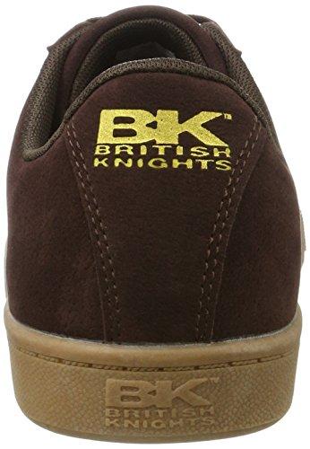 British Knights Duke Bk Trener Sneaker Brun Dk Brun