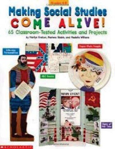 s Come Alive (Grades 4-8) (Scholastic Social Studies)