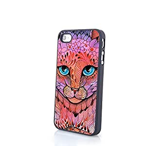 Cute PC ZippyDoritEduard Happy Tiger Quote Case SamSung Galaxy S5 (3D PC Soft Case)