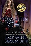 FORGOTTEN TIME (A Time Travel Romance) : Book 1 (Ravenhurst Series)