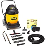 Shop-Vac 9623710 2.5 Peak Horsepower Flip NPour Wet/Dry Vacuum, 22-Gallon
