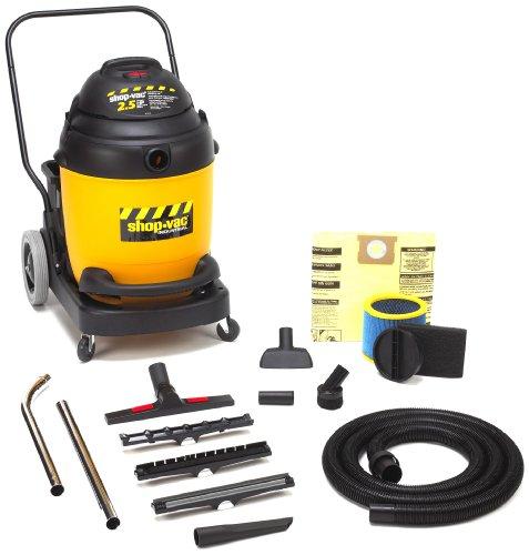 Shop-Vac 9623710 2.5 Peak Horsepower Flip N'Pour Wet/Dry Vacuum, 22-Gallon