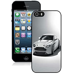 Popular And Unique Designed Case For iPhone 5S With White Aston Martin Racing Car 250x443 Phone Case Cover