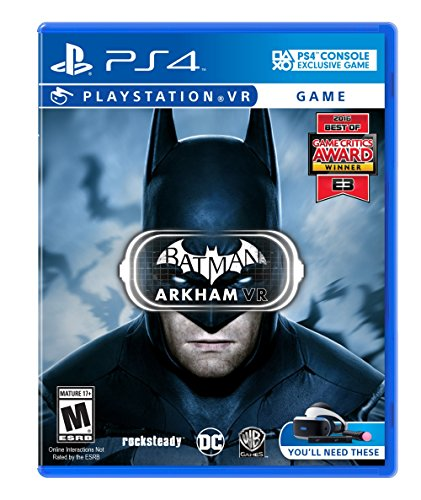 Batman: Arkham VR - PlayStation VR
