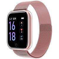 Relógio Inteligente Smartwatch P80 + pulseira Extra (Rose)