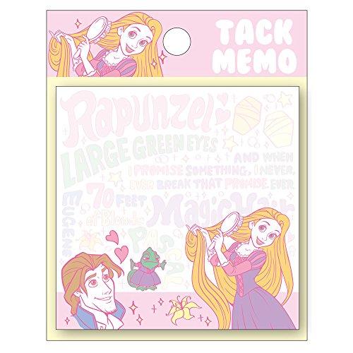 Disney Princess Rapunzel Tangled Die cut Sticky Note Post it POP S2812053