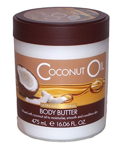 Moisturizing Ultra Body Butter (Creightons Coconut Oil Ultra Moisturizing Body Butter 16.06 oz)
