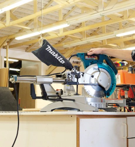 Makita LS1018 10-Inch Dual Slide Compound Miter Saw