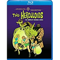 The Herculoids: The Complete Orig. Series [Blu-ray]