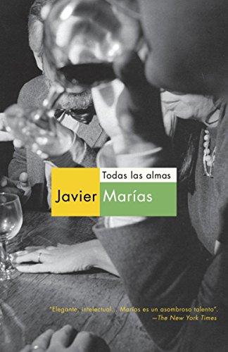 Todas las almas (Spanish Edition) by Brand: Vintage