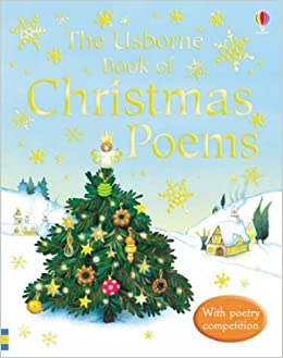Christmas Poem.Christmas Poems Usborne Poetry Books Amazon Co Uk Sam