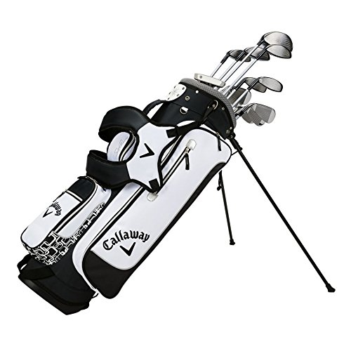 Callaway Women's 2016 Solaire Sport Complete Golf Set with Bag (13-Piece, Right...