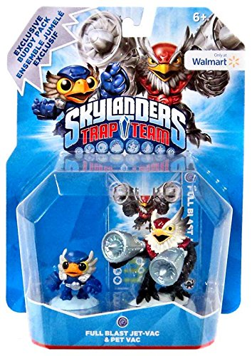 Skylanders Trap Blast Jet Vac Buddy video product image