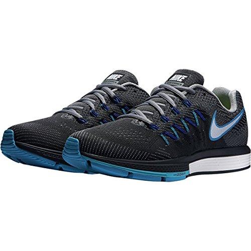 Nike Air Zoom Vomero 10 Mens Löparskor Kyla Grå / Svart / Lagun / Vit