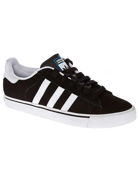 designer fashion c7f17 c0a1d Adidas Originals Campus Vulc Zapatillas de Encaje para Hombre, Color Negro  y Blanco, Color Negro, Talla 11 UK Amazon.es Zapatos y complementos