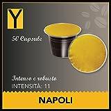 50 CAPSULE NESPRESSO - NAPOLI