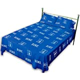 Duke Printed Sheet Set Full - Solid by College Covers