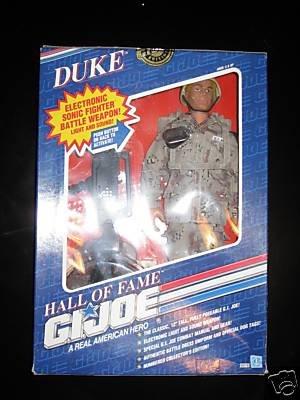 Helmet Gi Joe Weapon - G.I. Joe Duke with Electronic Sonic Fighter Weapon 12