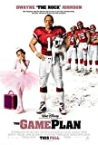 The Game Plan Movie Poster 18'' X 28''