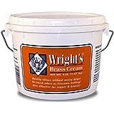 Wright's Brass Cream, 4 Lb Tub