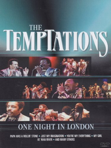 The Temptations: One Night in London (70 Girls 70)