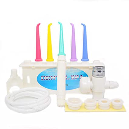 Oral Irrigator Grifo De Agua Dental Irrigador, Dental Spa Water Jet Irrigador Cepillo Dental Establece