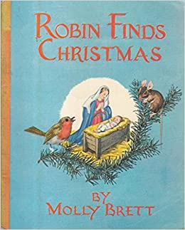 Book Robin Finds Christmas