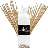 VANILLA LATTE Reed Diffuser Fragrance Oil Refill 125ml/4oz BONUS REEDS