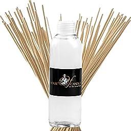 LAVENDER & VANILLA Reed Diffuser Fragrance Oil Refill 125ml/4oz