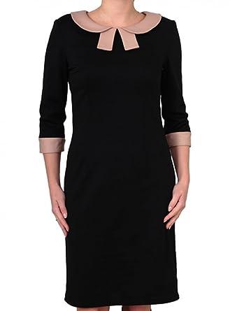 ac918541e0cd Festliches Jersey-Kleid Abendkleid Bleistiftkleid Etuikleid Gr 44 46 48 50  52 auch große Größen