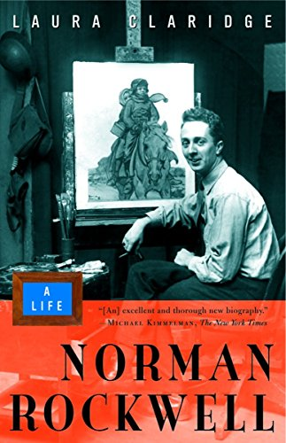 Norman Rockwell: A Life (Modern Library Paperbacks) (Norman Rockwell Cover)
