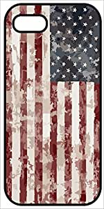 Love USA - Vintage Distressed - iphone 6 protective plastic case - Famous country flags - American Pride