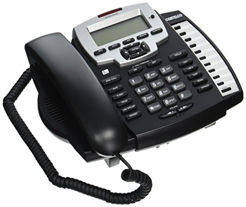 Cortelco ITT-9225 2-Line Speakerphone with Caller ID/Call Waiting (Cortelco 2 Line Phone)