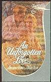 Unforgotten Love, Marten, 0671523465