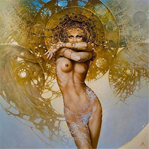 100% Full Square Drill 3D Diamond Painting Diy Diamond Embroidery Cross Stitch Diamond Mosaic Painting Nude Naked Women