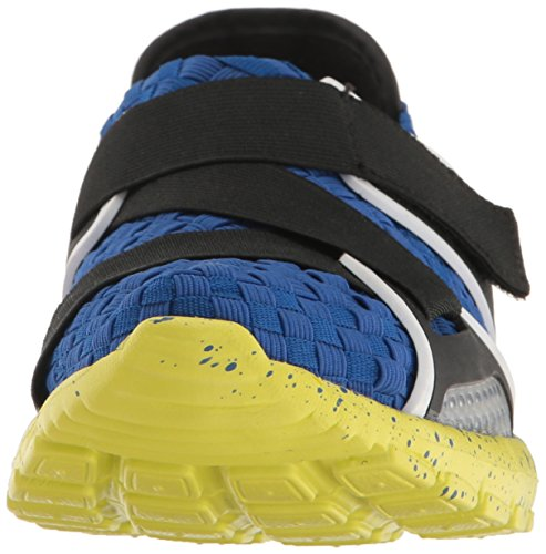Bernie Mev Womens Löpare Slick Mode Sneaker Kungsblå