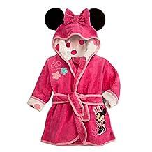 Ameny Children Kids Coral Velvet Animal Cosplay Hoody Bathrobe Cape Suit