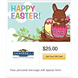 Amazon easter gift cards ghirardelli chocolate company gift cards e mail delivery negle Images