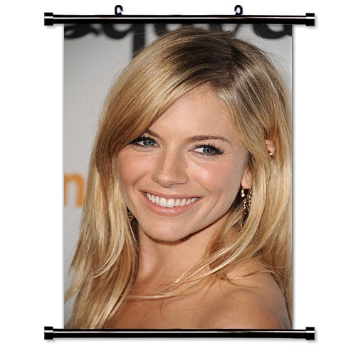 Sienna Miller Model Wall Scroll Poster (32x48) - Sienna Model Miller