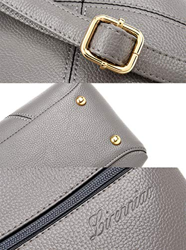 gray 24cm Mujer Bolsas Red Bag Tote Satchel Y Hombro Moda Bolsos 30 Monederos De Diseñador 16 Señoras 4SZww7Fq