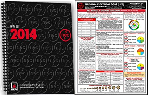 NFPA 70: National Electrical Code (NEC) Spiralbound and QUICK-CARD: National Electrical Code (NEC) 2014 by NFPA-BB