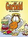 Garfield, Tome 46 : Moi, gourmand ? par Davis