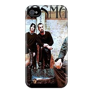 Iphone 6plus ZIl18001WuHL Custom Fashion Godsmack Image Shockproof Hard Cell-phone Case -LavernaCooney