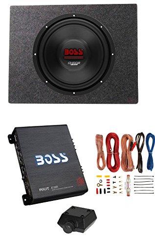 1800W Subwoofer Sealed Monoblock Amplifier